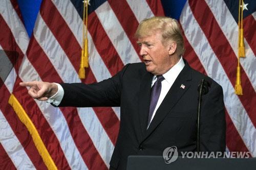 """미 """"압도적 힘으로 북 침략 대응…비핵화 강제옵션 향상시킬 것"""""""
